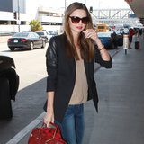 Miranda Kerr Street Style