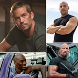The Fast and the Furious Hotness Evolution