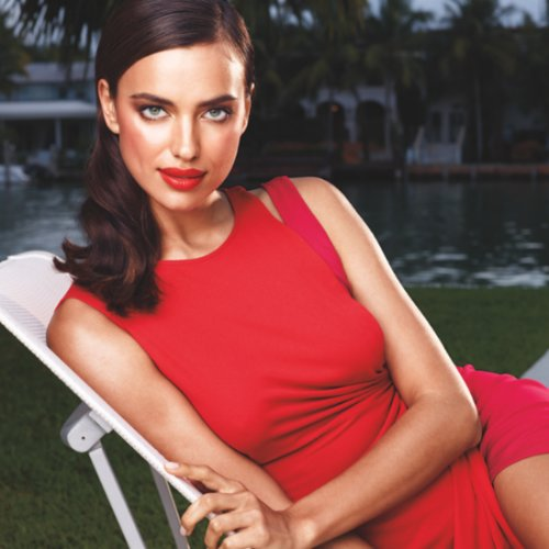Avon Names Irina Shayk New Spokesperson