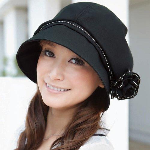 帽子(スッピン隠しふんわり帽子(はっ水))/コジット
