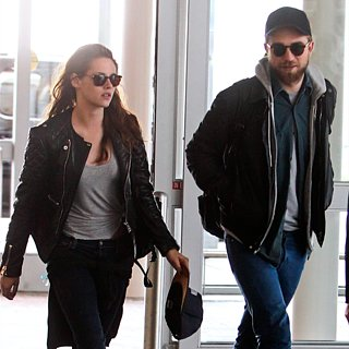 Robert Pattinson and Kristen Stewart on NYC Trip | Video