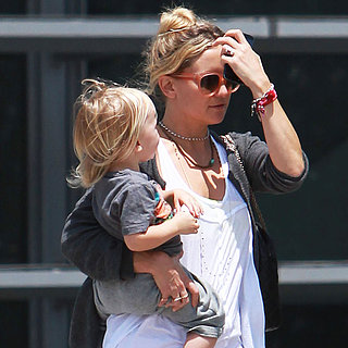 Kate Hudson and Matthew Bellamy With Bing | Photos