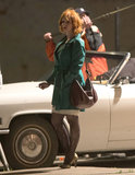 Ryan Gosling Pulls a Late Night With Christina Hendricks and Matt Smith