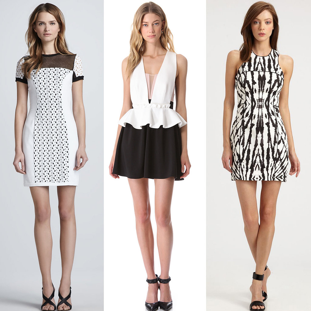 No Filter Required: Black and White Styles We're Loving