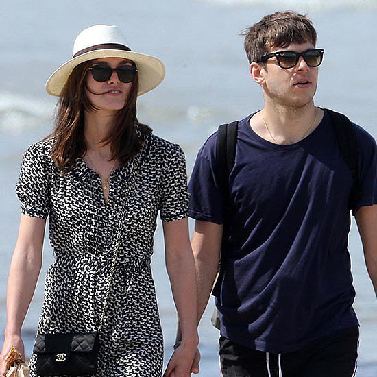 Keira Knightley Wears 1 Dress 3 Ways on Her Honeymoon