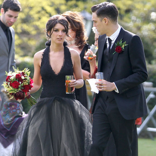 Shenae Grimes Wedding Pictures