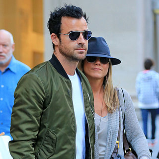 Jennifer Aniston and Justin Theroux in NYC | Photos