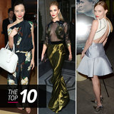 Top Ten Best Dressed of the Week: Miranda, Rosie, Kate & More!
