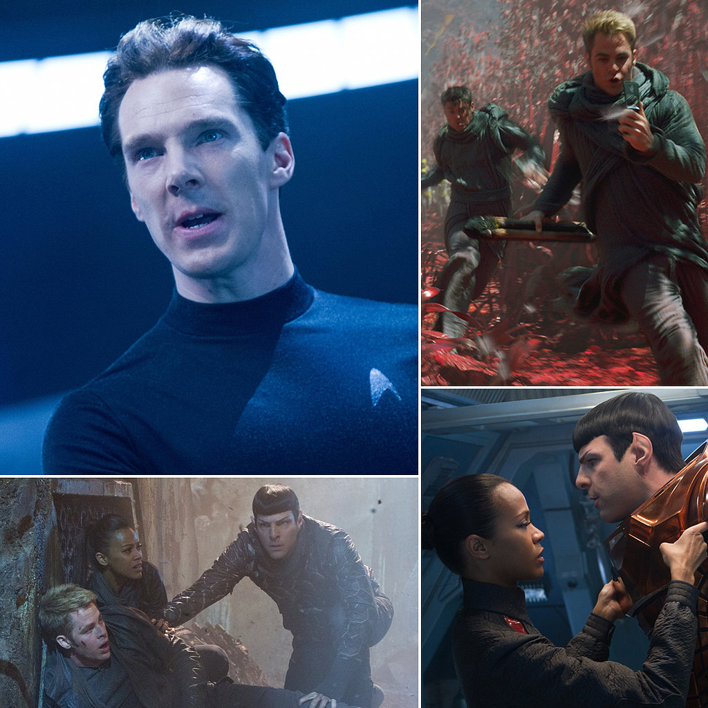 Venture Out of This World With the Pictures of Star Trek Into Darkness