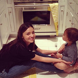 Celebrity Instagram Pictures For Mother's Day 2013