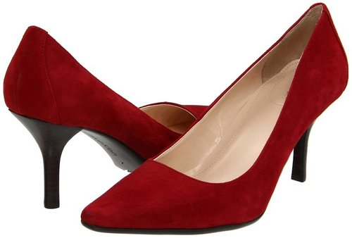 Calvin Klein - Dolly (Deep Red) - Footwear