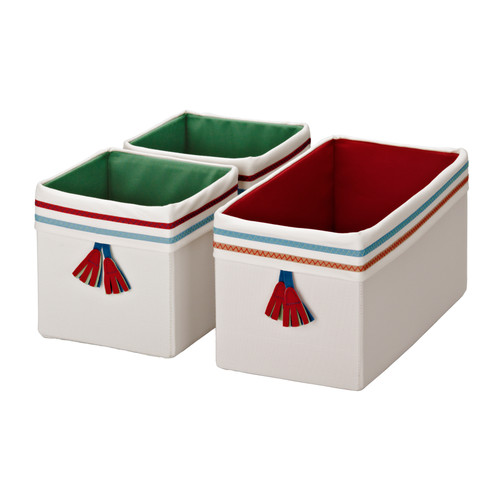 Pysslingar Storage Boxes