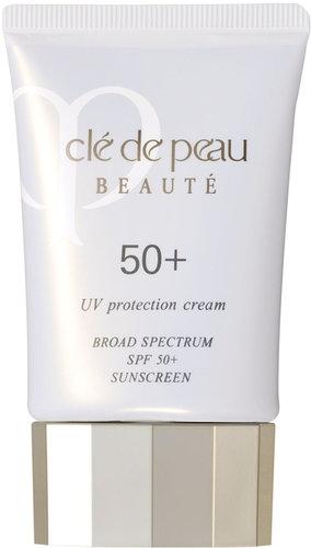 Cle de Peau Beaute UV Protection Cream Broad Spectrum Sunscreen SPF 50+