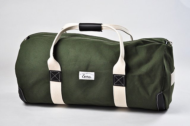 This Beckel canvas bag ($74) comes in a variety of cool colors, including red, black, and ivory. We love this army green hue for its utilitarian vibe.