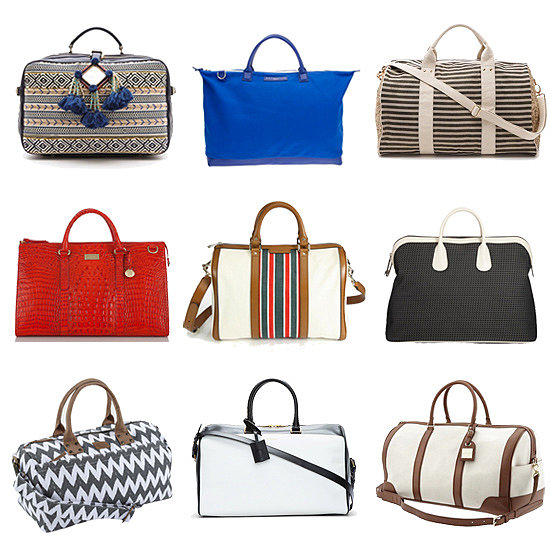 Summer Travel: The 20 Best Weekender Bags