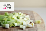 How to Clean and Prepare Leeks