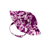 Egg by Susan Lazar's purple tie-dye hat ($20) is an on-trend way to shield little eyes from the sun.