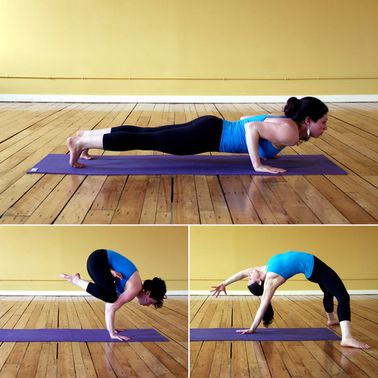Yoga Sequence to Say Goodbye to Love Handles, Saddlebags, and Arm Flab
