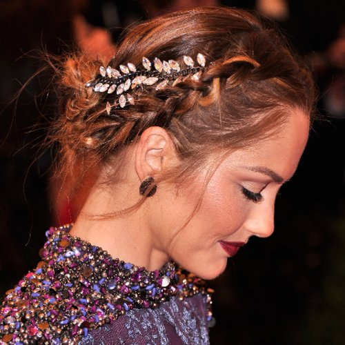 Wedding Hairstyle Inspiration From Celebrities
