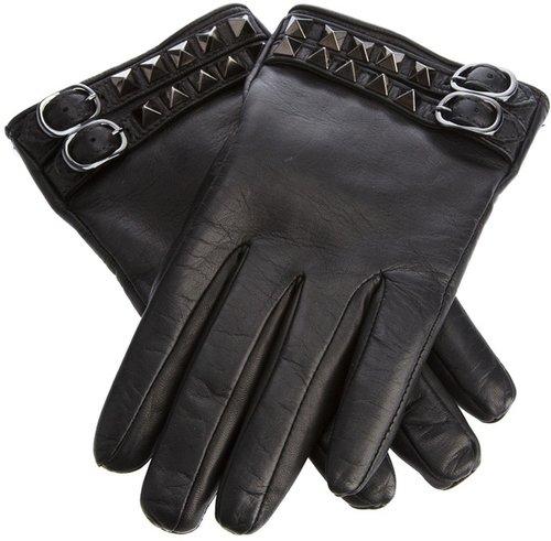Valentino Garavani Prism studded glove