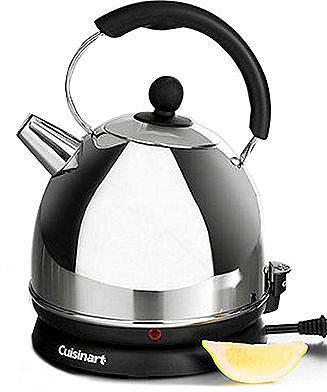 Cuisinart KUA-17 Electric Kettle, Cordless