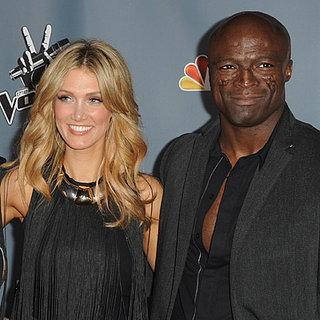 Tension Between Delta Goodrem and Seal on The Voice 2013