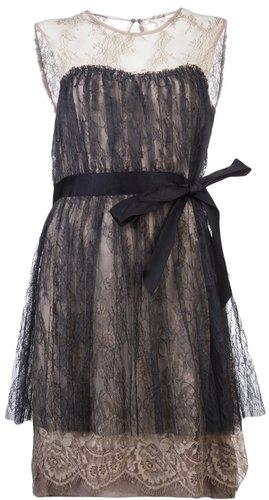 Lanvin Vault Fitted dress