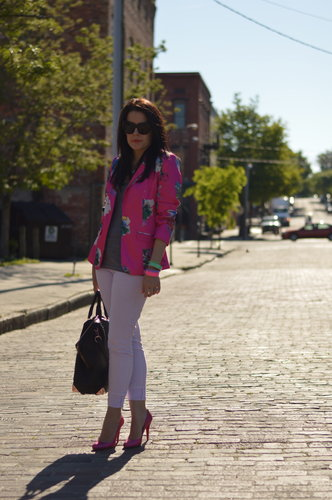 Bright Blazer