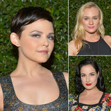 Diane Kruger, Zoe Saldana, and More Celebs Celebrate With MAC & Vogue