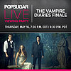 The Vampire Diaries Finale Viewing Party