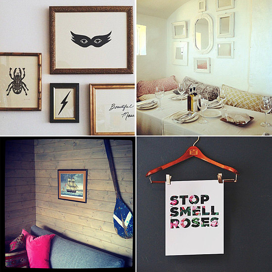 Insta-Inspiration: 27 Ways to Decorate Your Walls