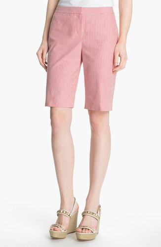 Halogen &#039;Taylor&#039; Curvy Fit Bermuda Shorts