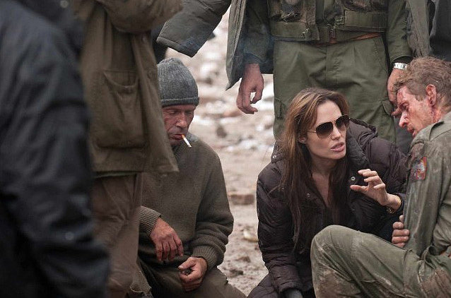Angelina Jolie took on a painful and complex subject for her directorial debut, which she filmed in 2010. In the Land of Blood and Honey followed the story of the Bosnian War and the brutal crimes against women that took place during the conflict.