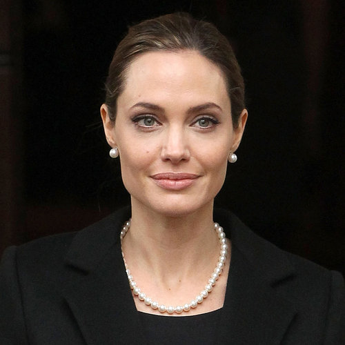 Angelina Jolie to Undergo Surgery to Remove Ovaries