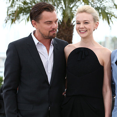Leonardo DiCaprio at The Great Gatsby Photocall in Cannes