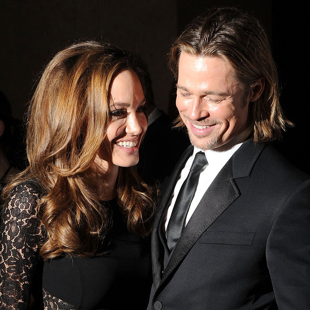 Brad Pitt Interview About Angelina Jolie's Mastectomy