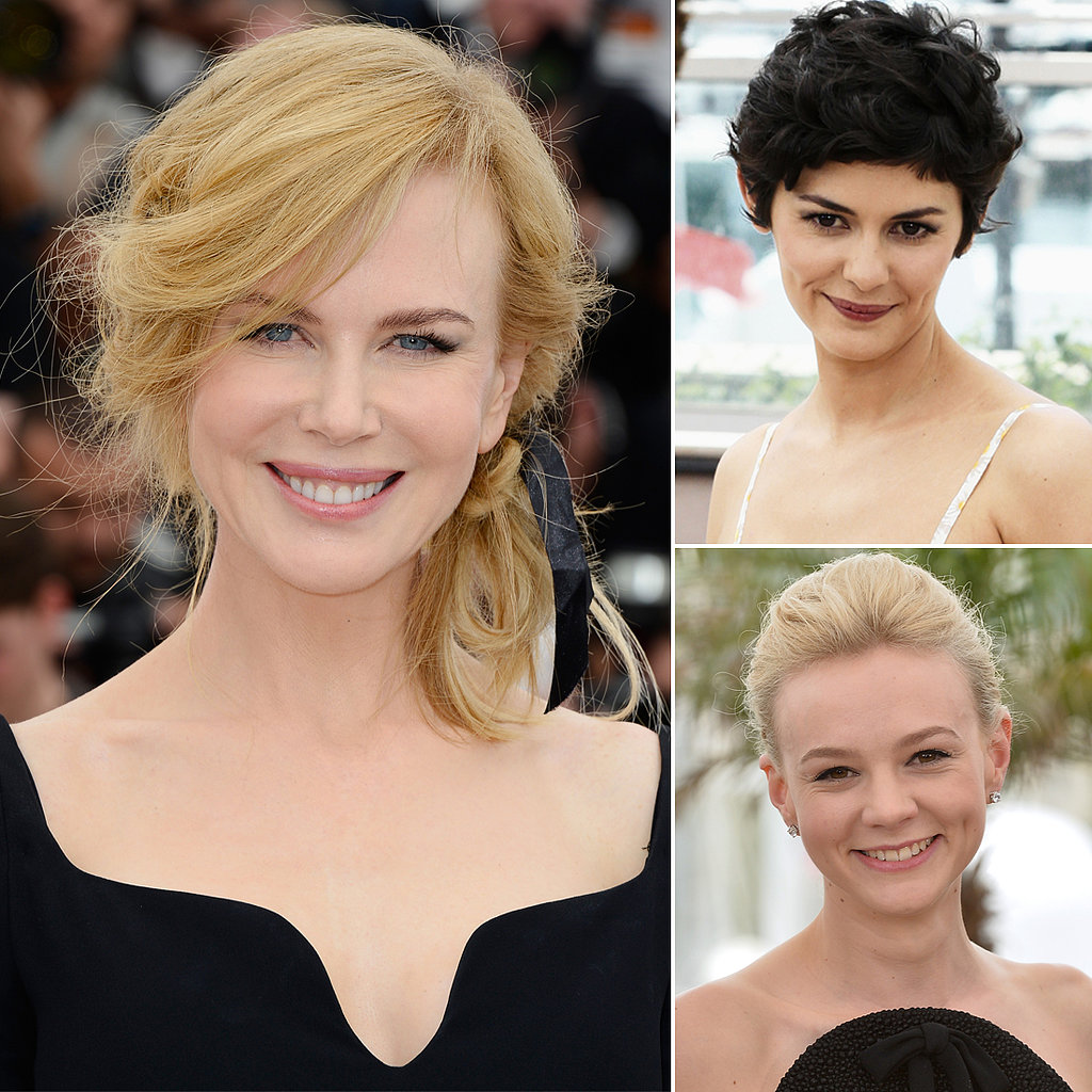 See All the Daytime Hair and Makeup From Cannes