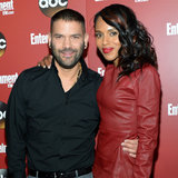Celebrities at Entertainment Weekly's ABC Upfronts Party