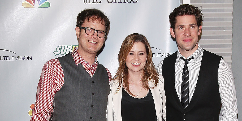 The Office Finale: Watch John Krasinski, Jenna Fischer, and Rainn Wilson Say Goodbye