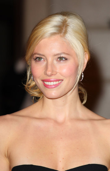 We nearly forgot that Jessica Biel had once sported blonde hair, but she opted for the fairer shade for a time during 2008.