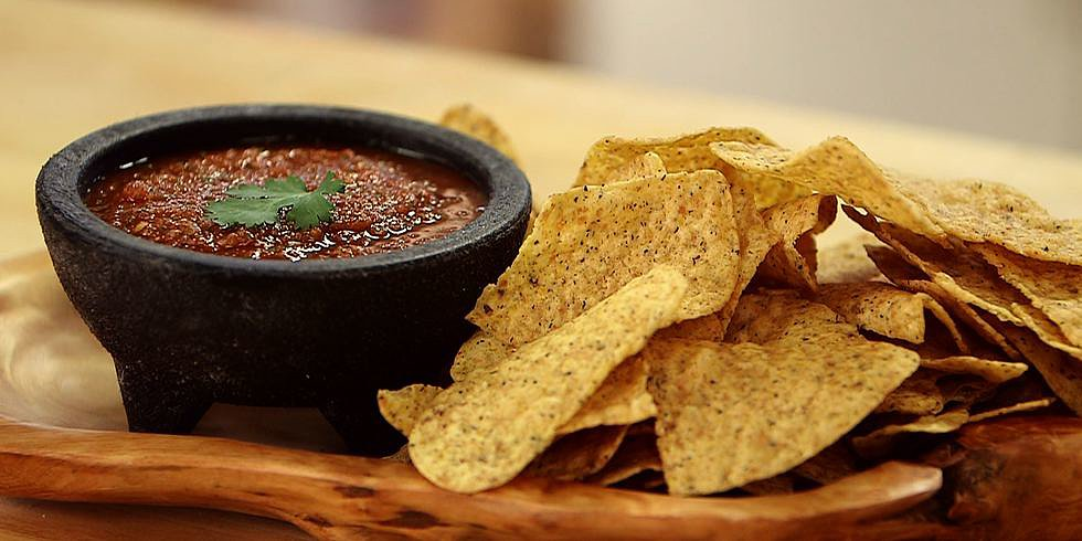 Classic Restaurant-Style Tomato Salsa in Minutes