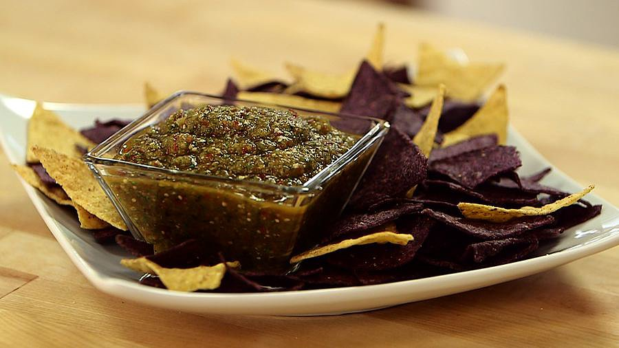 What to Make: Mexican Salsa Verde