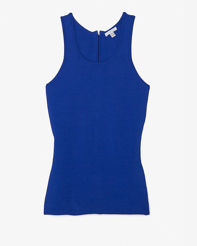 Exclusive For Intermix Cutout Racer Back Tank