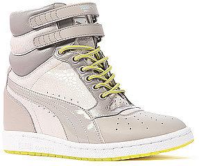 Puma The Sky Wedge Animal Sneaker