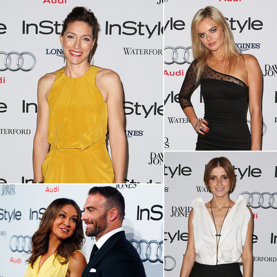 Inspirational Ladies Celebrate the 2013 InStyle Women of Style Awards