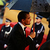 Celebrities With Umbrellas at Cannes Film Festival 2013