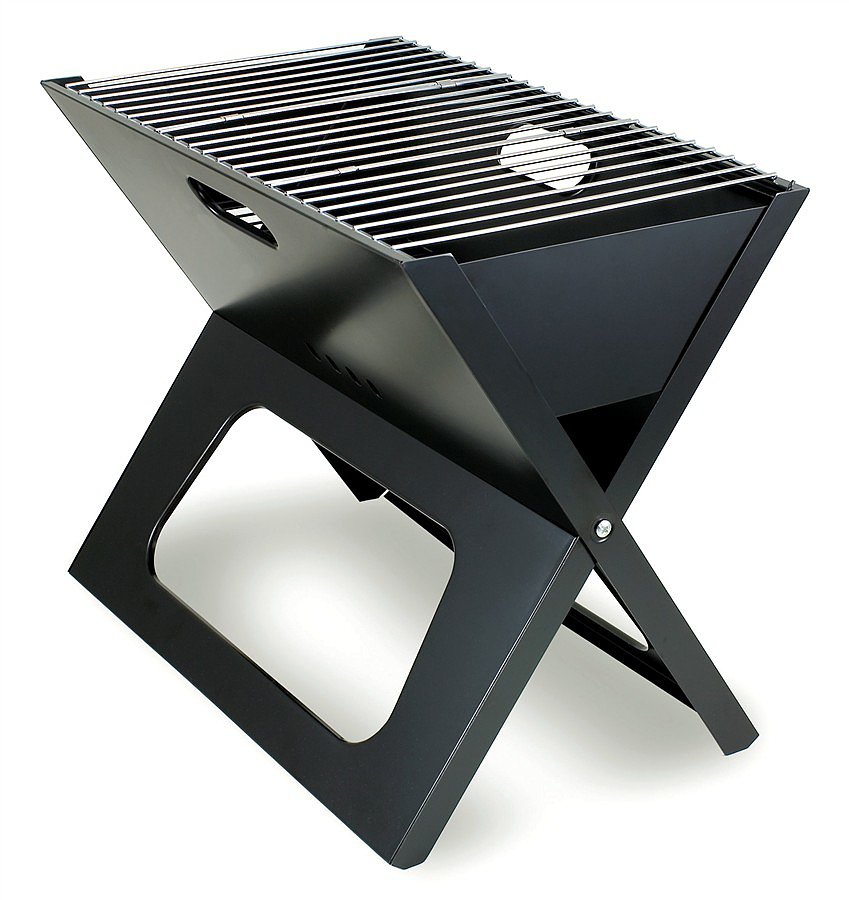 Fire Sense Hotspot Notebook Portable Grill