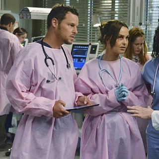 "Grey's Anatomy Season 9 Finale Recap, ""Perfect Storm"""
