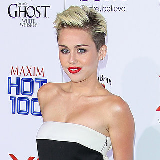 Miley Cyrus at Maxim Hot 100 Party | Photos