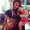 Celebrity Moms&#039; Instagram Pictures Week of May 12, 2013